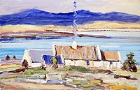On Achill Island  (Unframed)