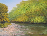 Low Water � the Dodder