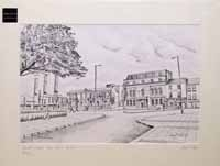 North Eastern View of Eyre Square, Galway (lg)