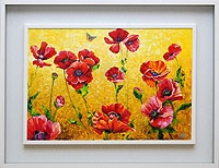 Poppies, Summer Tableau