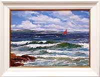 Windy Day, Galway Bay