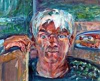 Portrait of Se�n McSweeney (1983)