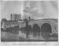 Enniscorthy Castle & Bridge, Co. We