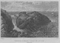 Carrick-A-Rede, Coast of Antrim, Ir