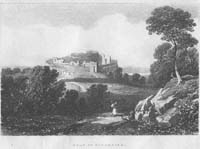 Fort of Dunamaise, Queen's County