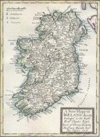 A New Mapp of Ireland : 1716