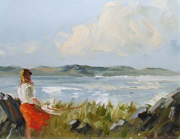 The Kenny Gallery - Thelma Mansfield, Irish Artist ...
