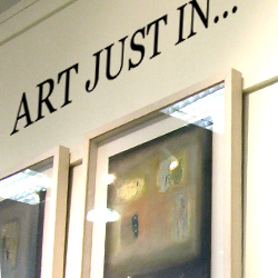 Art Just In...