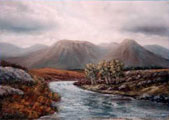 River Bend, Connemara - Kieran Tobin