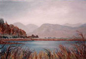 Brambles By The Shore - Roundstone - Kieran Tobin