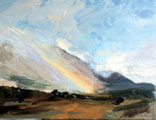Rainbow in the Mist, Athry - Rosemary Carr