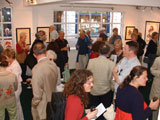 Exhibition Crowd II