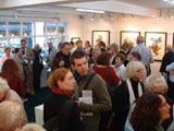 Exhibition Crowd III