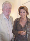 John Behan RHA and Dr Emer McHale