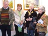 Tom Lally, Patricia Ryan, June Lally & Maura Flannery