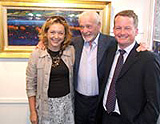 Orla & Declan Smithwick with Kenneth Webb