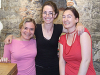 Katiusha, Aisling and Colleen