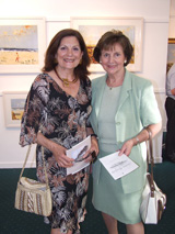 Vicki Crowley and Breda Ryan