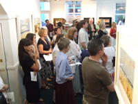 Beaches, Boats and Bogs Exhibition Opening Night