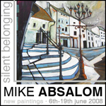Silent Belonging by Mike Absalom