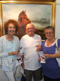 Angela Cooke, David & Margaret Dawson