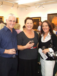 Steven & Mary Conneelly and Olga Magliocco
