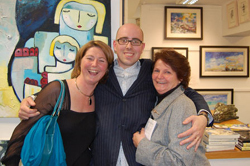 Audrey Rabbitte, Dean Kelly and Joan Reynolds