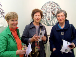 Margaret Quigley, Martha Moran and Eileen Henihan