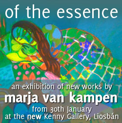 Of the Essence by Marja van Kampen