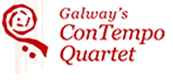 CONCERT – ConTempo Quartet, Galway's Ensemble in Residenc