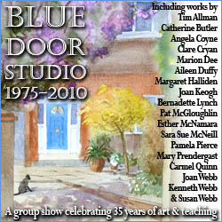 'Blue Door Group Show'