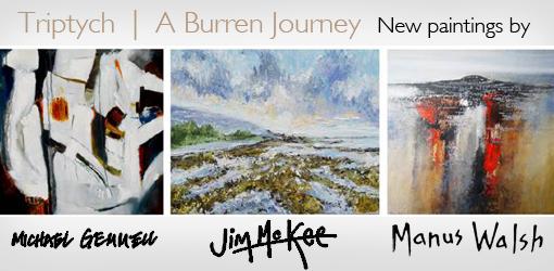 Triptych, A Burren Journey