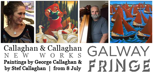 Callaghan & Callaghan at The Kenny Gallery
