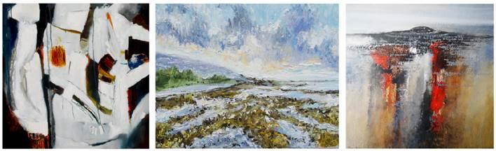 Triptych - A Burren Journey