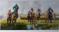 Bray Point to Point by Susan Webb
