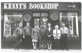 kennys bookshop galway thesis binding Gerry kenny - kennys bindery has been binding books since 1974 he first opened kennys bindery in the back of his parents house in salthill, galway as an add on to the family bookshop: kennys.