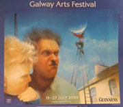 Galway Arts Festival 2003