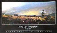 Changing Light, Moving Light by Paul Guilfoyle