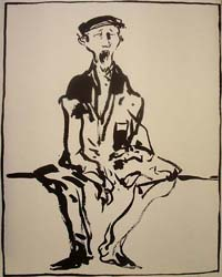 Sean Nos 14/70 (Unframed)