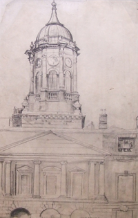 Bedford Tower, Dublin Castle