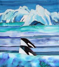 Antarctic Killer Whales