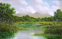 Ballinahinch River,