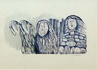 Stone Maidens