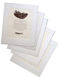 Set 6 Prints - Currach Stories