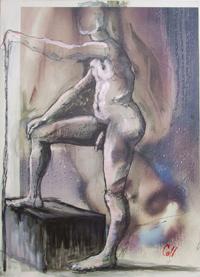 Shower Figure