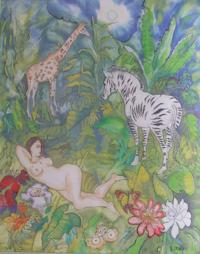 Dream with Zebra