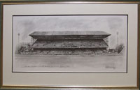 West Stand, Landsdowne Road with Wanderers and Lansdowne Pavilio