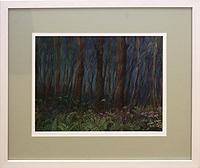Wood at Dusk