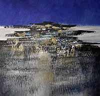 Black Island, Burren Shore