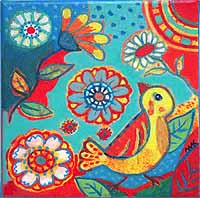 Little Bird of Wonder